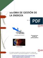 Gestión de La Energía