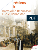 Les Chrétiens d'Allah - Bartolomé Bennassar