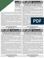 panfleto Urus 1