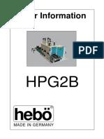 Englisch HPG2B