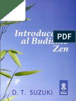 Introduccion Al Budismo Zen Suzuki Incompleto Editado