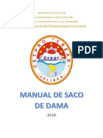 MANUAL Saco de Dama