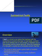 09. Three Phase Symetrical Fault