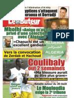 LE BUTEUR PDF du 19/10/2010