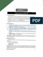 15EC35 - Electronic Instrumentation - Module 1.pdf
