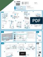 Setup Guide Sony OLED 47330751M