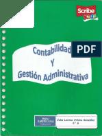 Apuntes de Contabilidad y Gestión Administrativa