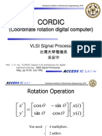 Cordic_for Vsp Ntuee