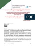 32 DIAZ Brandan Analisis Lexicometrico Prensa Partidaria