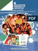 29 Resolucoes e Balanco Da1 Conferencia de Juventude