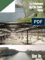 Ile Saint Denis Livret---P. Bouchain