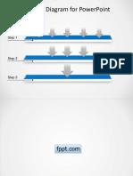 2995 Arrows Filter Diagram Template