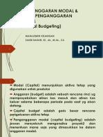 PENGANGGARAN MODAL & TEKNIK PENGANGGARAN MODAL_8.ppt