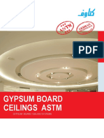 Knauf ASTM Ceiling Manual