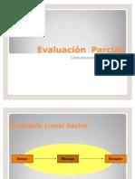 Evaluación  Parcial CEF