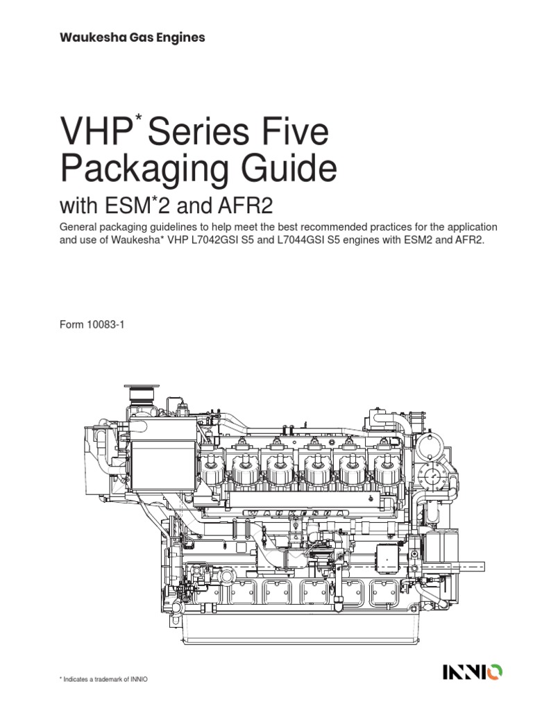 Waukesha Gas Engines Diagram - Wiring Diagram Schematic