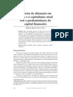 A teoria da alienação em Marx.pdf