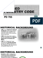 Revised Forestry Code Ppt