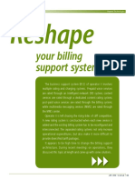 13-Solution--Reshape Your Billing Support System