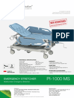 Brosur Platinum Inspiration PI-1000 MS