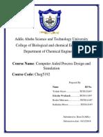 distillation column design with matlab