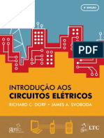 316998451 304411744 Introducao Aos Circuitos Eletricos Richard C Dorf e James a Svoboda 8 ª Edicao 1 PDF