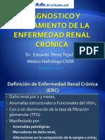 Diagnostico y Manejo de La Erc 2017 Final