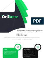 Deliforce-Field-force Management Software