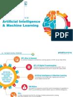 Artificial Intelligence Machine Learning Program Brochure