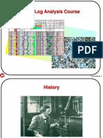 Log Analysis School