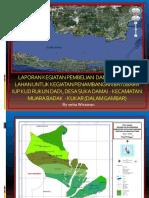 Laporan Pembebasan Lahan IUP OP RD Muara Badak Kutai Kartanegara