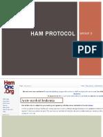 Ham Protocol