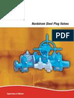 Nordstrom Steel Plug Valve