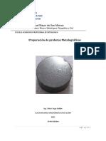 286587483 Preparacion de Probetas Metalograficas