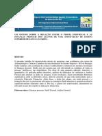 VERDINELLI, M. a.; Et Al.- Um Estudo Sobre a Relação Entre o Perfil Individual e as Finanças Pessoais Dos Alunos de Uma Instituição de Ensino Superior de Santa Catarina