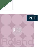 Roland RP-101 OM