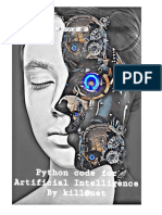Python Code for Artificial Inteligence by Kill@Net