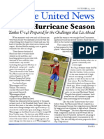 Yankee Newsletter October 2010