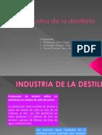 Industria de La Destilería