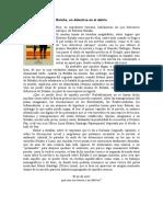 Bolaño, Un Detective en El Delirio
