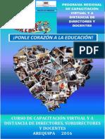 GREA - Curso Para Directores, Módulo 01a (Procesos Pedagógicos y Didácticos)