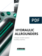 Arburg Hydraulic Allrounders 680472 en Gb(1)