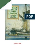 O'Brian Patrick_01 - Capitan de Mar y Guerra