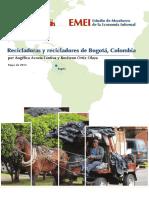 Investigacion Reciclaje 2013 Iems Bogota Wp Spanish