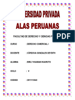 Derecho Comercial I-1