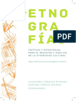 Etnografías - Alejandro Vazquez Estrada