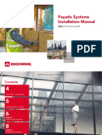 Facade System Installation Manual
