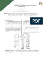 Efecto Raman Como Tecnica de Estudio en Las Redes Cristalinas