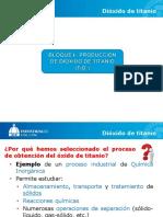 PQ-Proceso de Obtención de TiO2