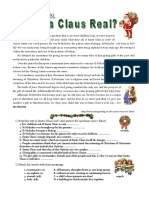 Christmas - All 4 Skills! Worksheet